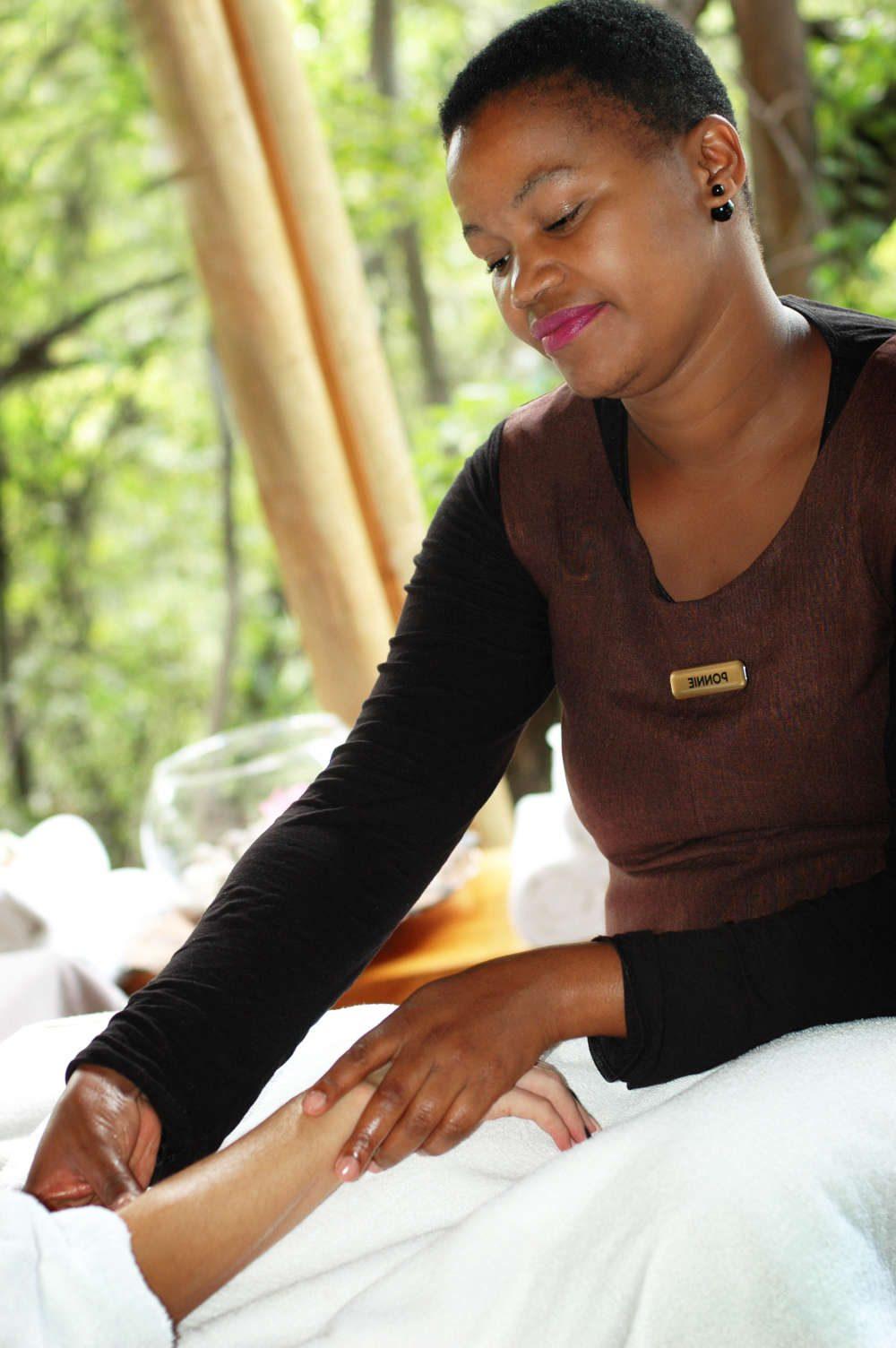 Klippenbosch Spa - Spa Package Hand Massage3